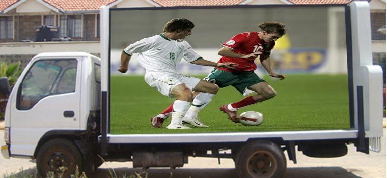 Mobile Digital Displays