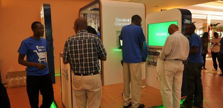 Stanchart Galleria Activation 2